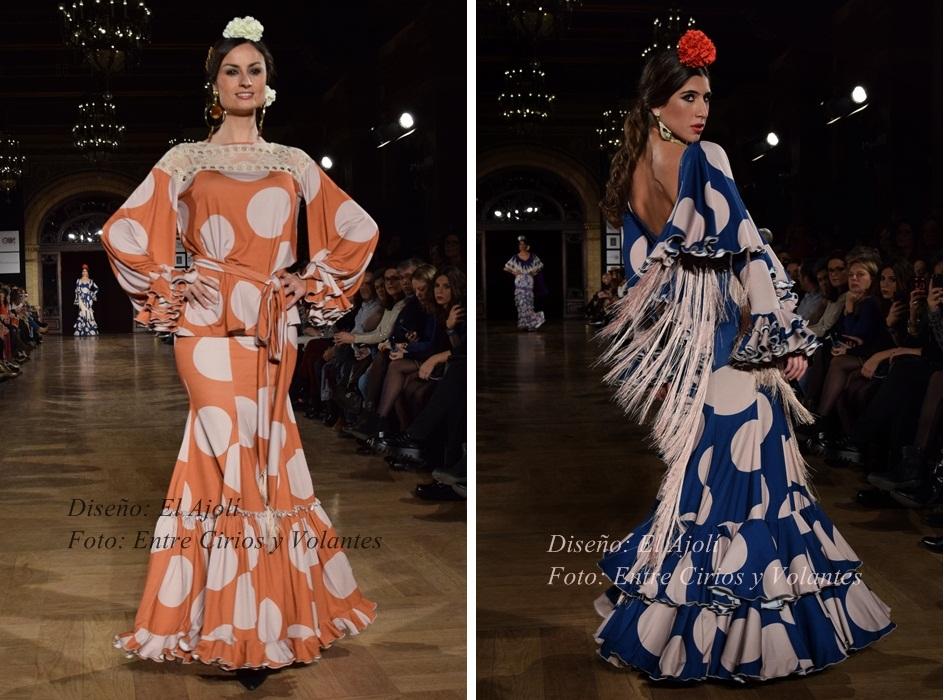 el ajoli trajes de flamenca 2016 5