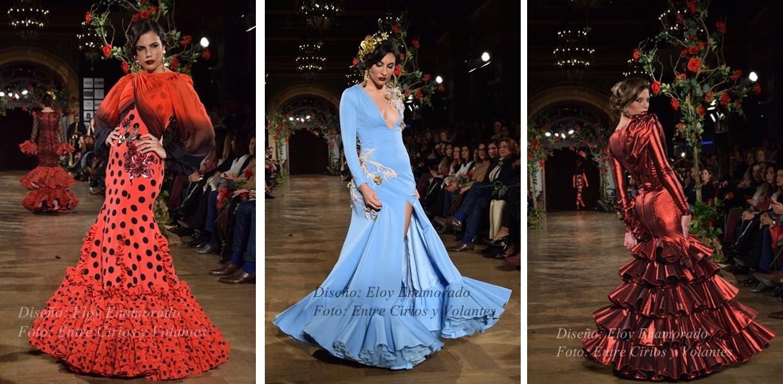eloy enamorado trajes de flamenca we love flamenco 2016 entre cirios y volantes 2