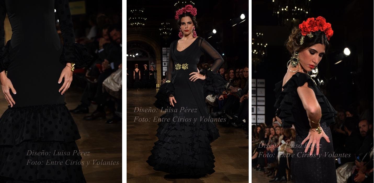 luisa perez trajes de flamenca 2016