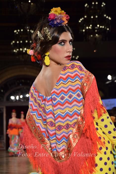pol nuñez trajes de flamenca 2016