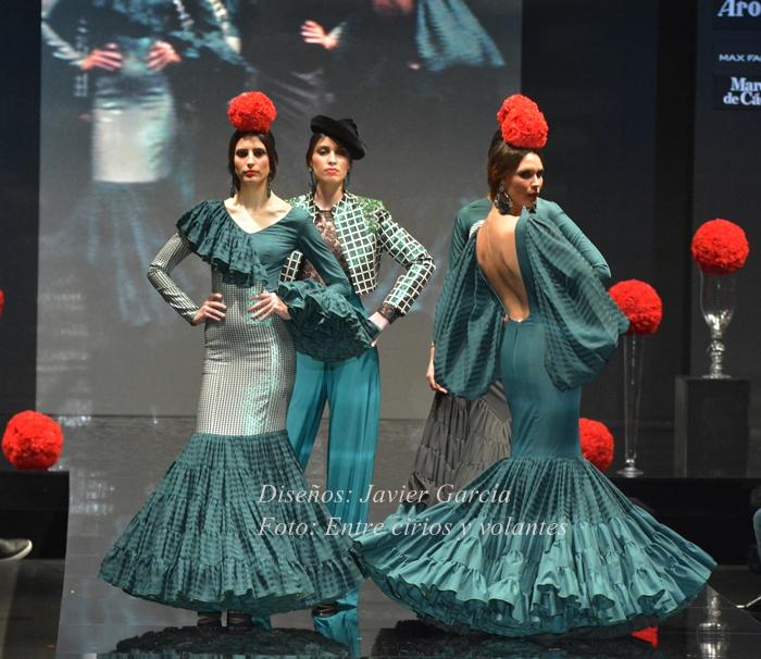 javier garcia trajes de flamenca simof 2016 (2)