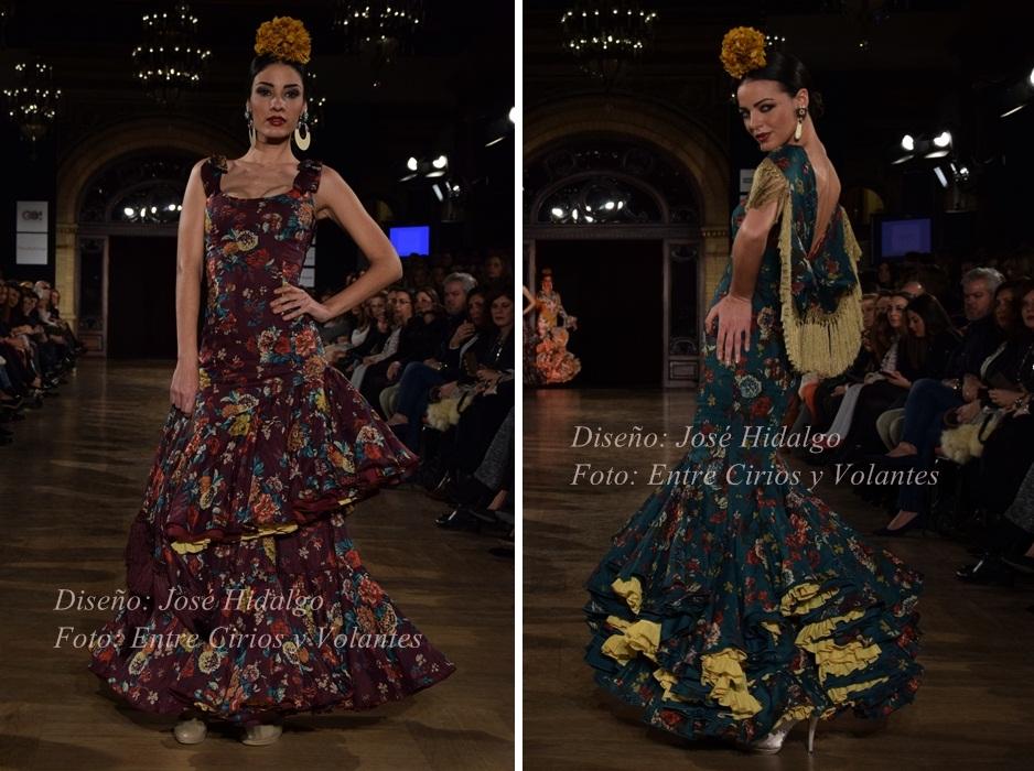 jose hidalgo trajes de flamenca 2016 2