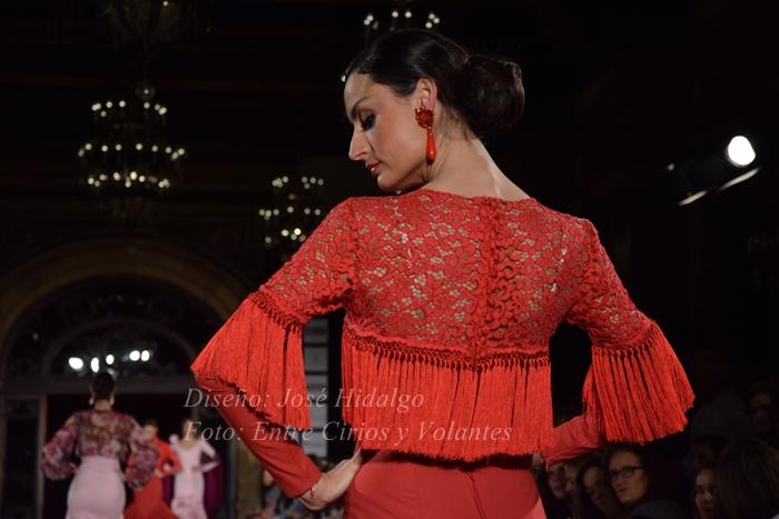 trajes de flamenca jose hidalgo diseñador 2016 (4)